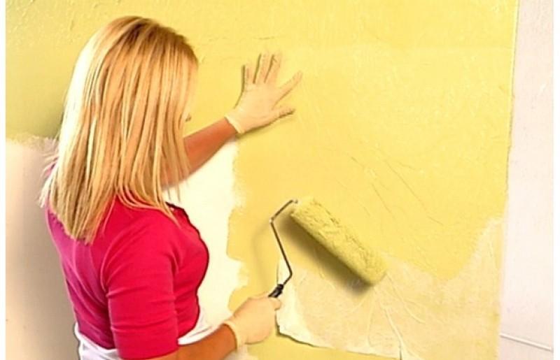 Подготовка стен перед поклейкой обоев.