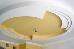 Подшивной и подвесной потолок