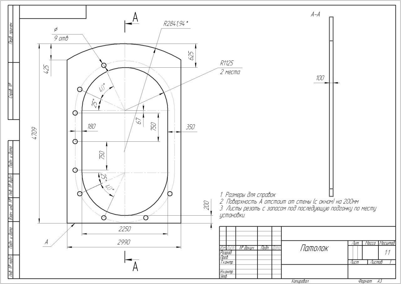 схема монтажа потолка гипсокартоном