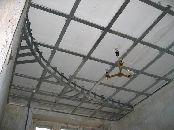 Как правильно сделать натяжной потолок своими руками