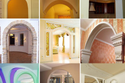 Варианты арок для квартиры