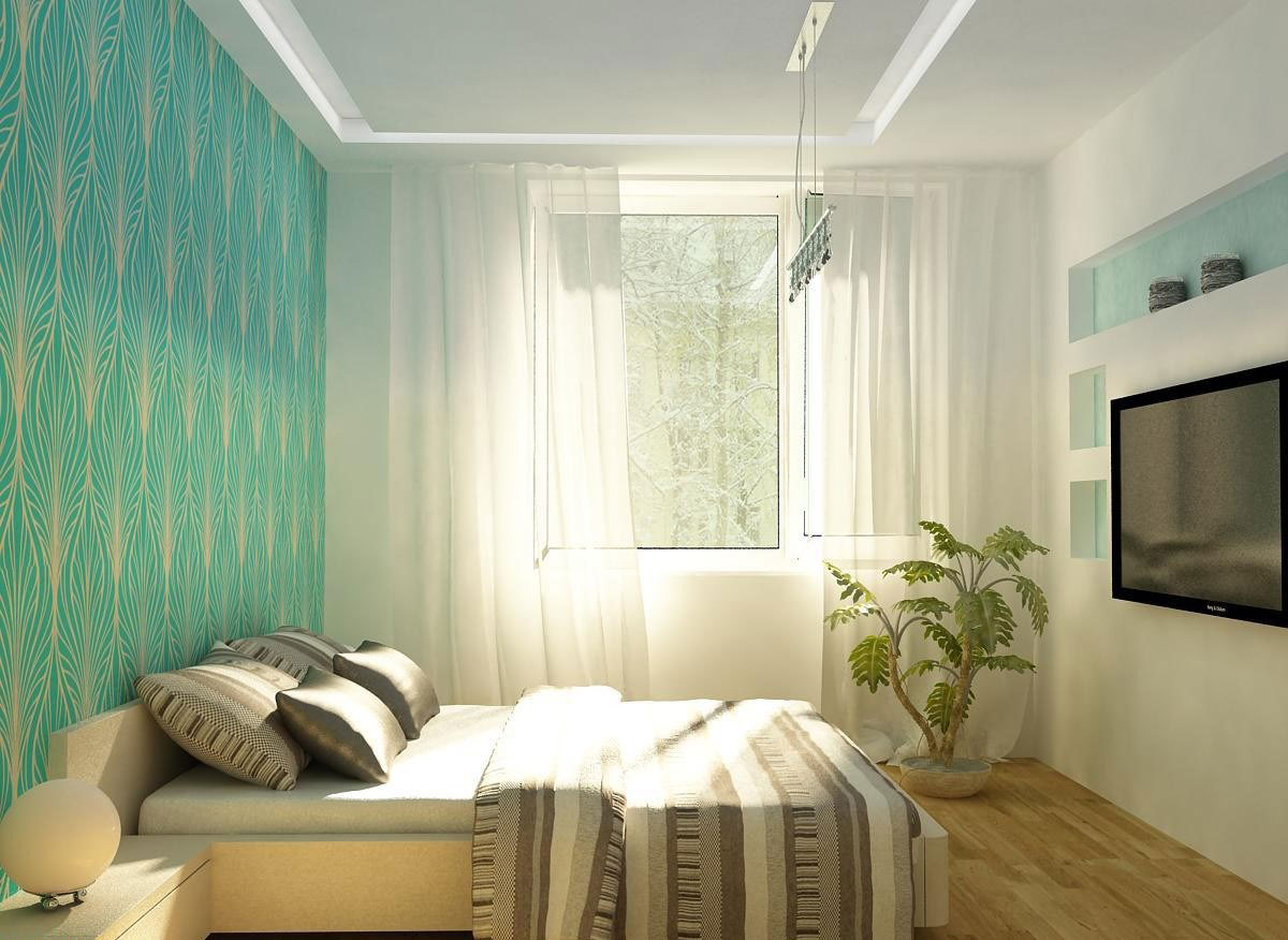 Дизайн маленьких спален в квартирах фото